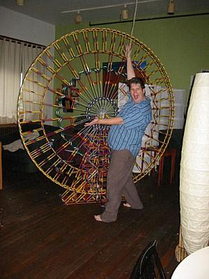 K Nex Ferris Wheel