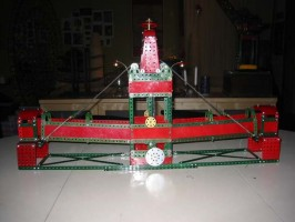 Meccano Lift Bridge