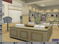 Gap Virtual Store Simulation